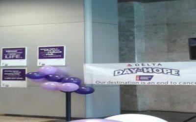 Delta, juntos contra el Cancer
