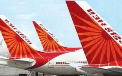 Air India, Suma y Sigue